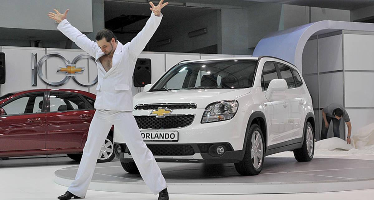 GM откажется от поставок Chevrolet в Европу