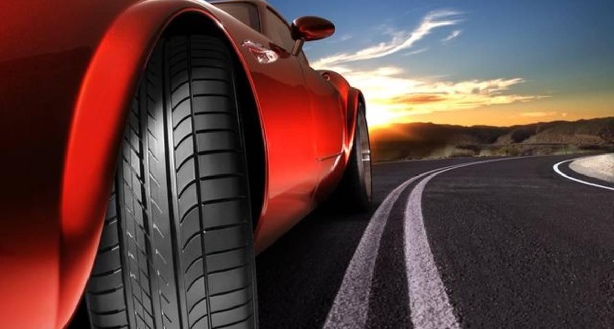 Автомобильные шины будут сами подкачиваться