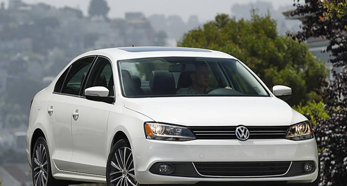 В новой Volkswagen Jetta уже нашли неисправности