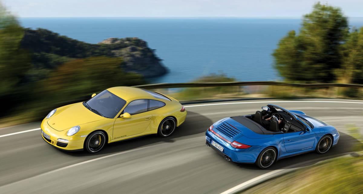 Porsche отзывает почти 1 тыс. спорткаров