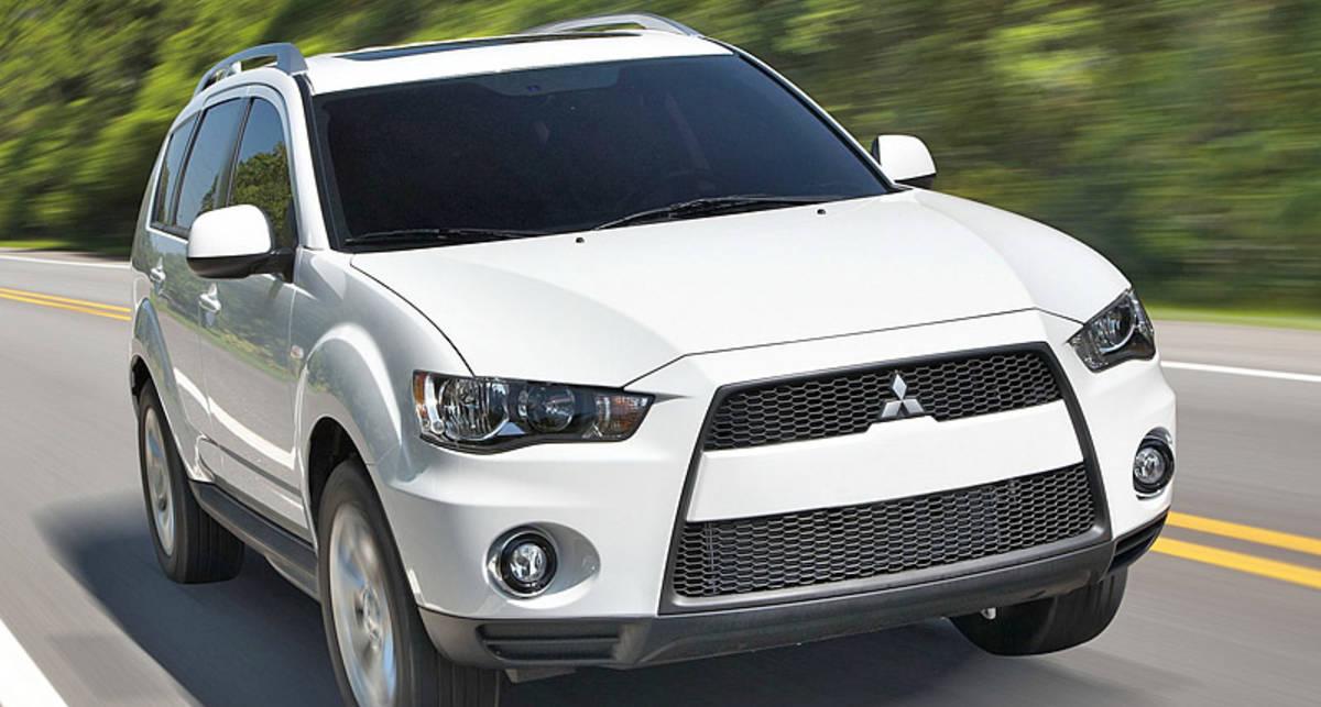 Обновленный Mitsubishi Outlander XL доступен по новой цене