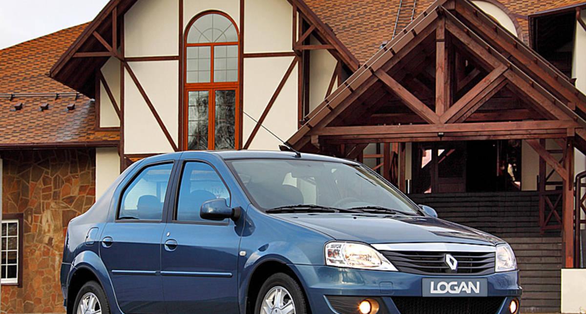 Специальные условия для покупки Renault Logan