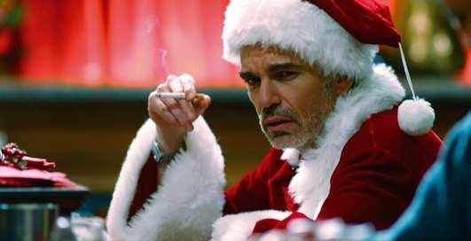 Плохой Санта: 10 злодеев в новогодних костюмах