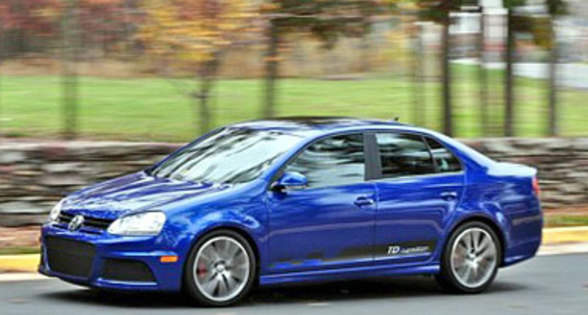 Volkswagen представил специальную версию Jetta TDI