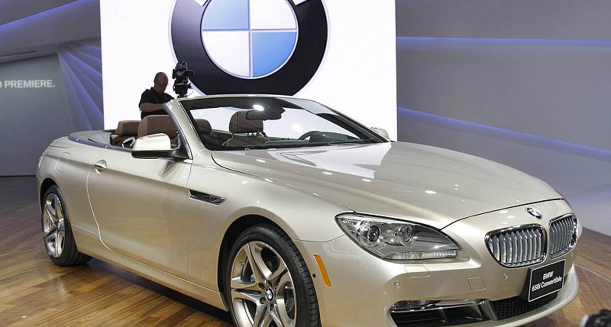 BMW показала авто, которое стоит как четыре