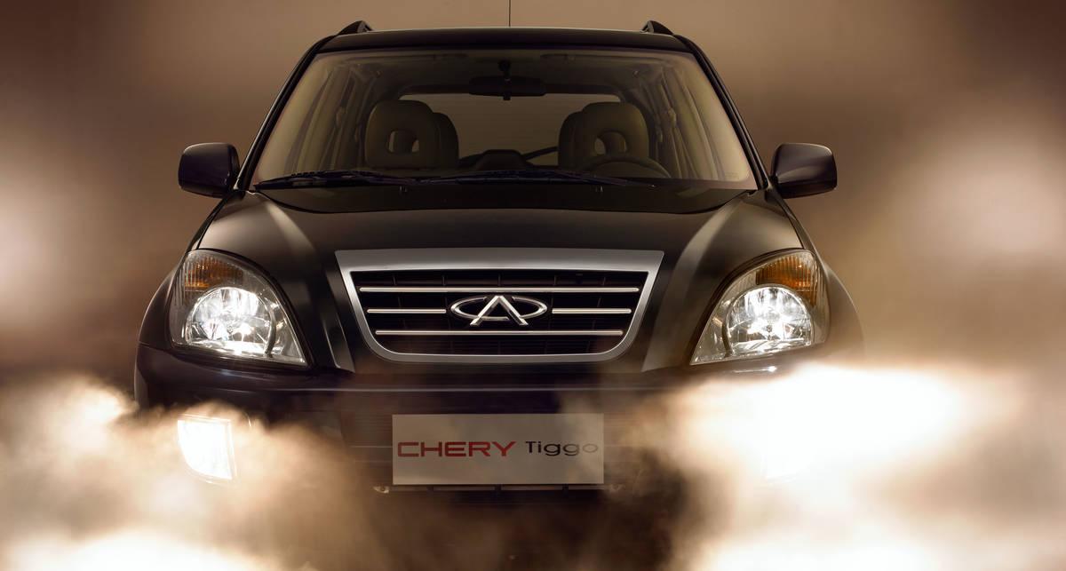 На SIA 2011 Chery покажет новую версию Tiggo