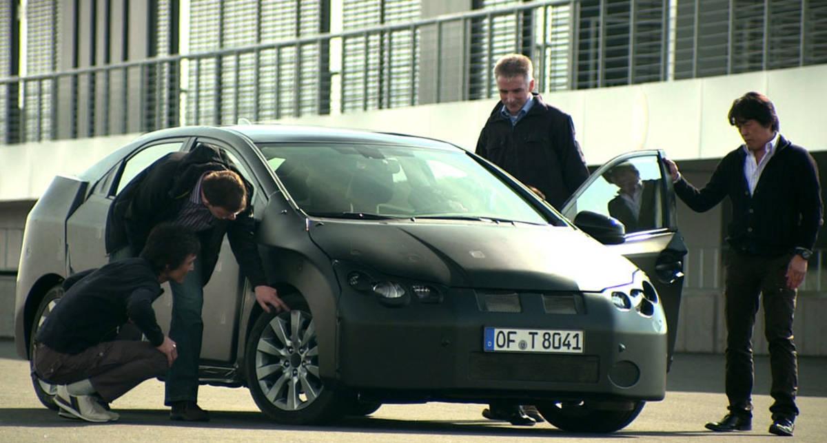 Honda привезет во Франкфурт новый Civic