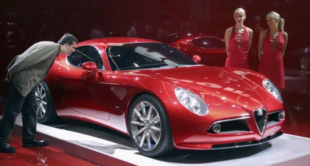 iPhone поможет менять колеса на Lancia и Alfa Romeo