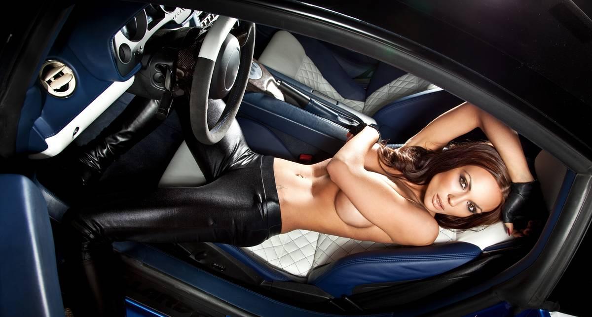 66% женщин готовы отдаться владельцу дорогой машины