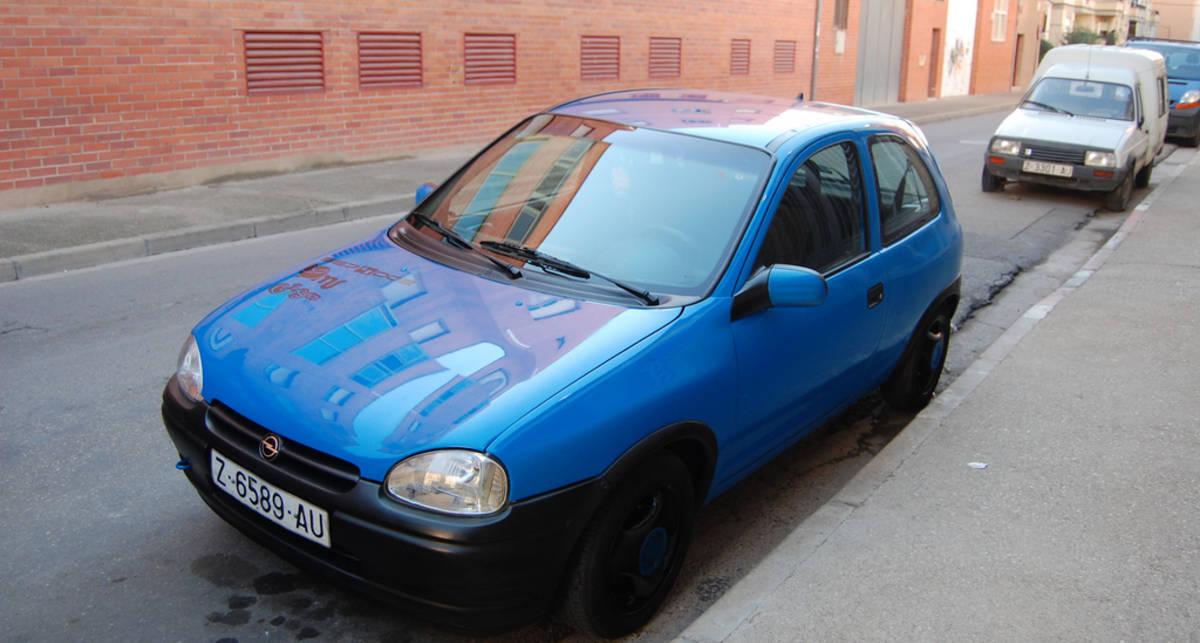 Старенькую Opel Corsa хотели застраховать за $100 тыс.