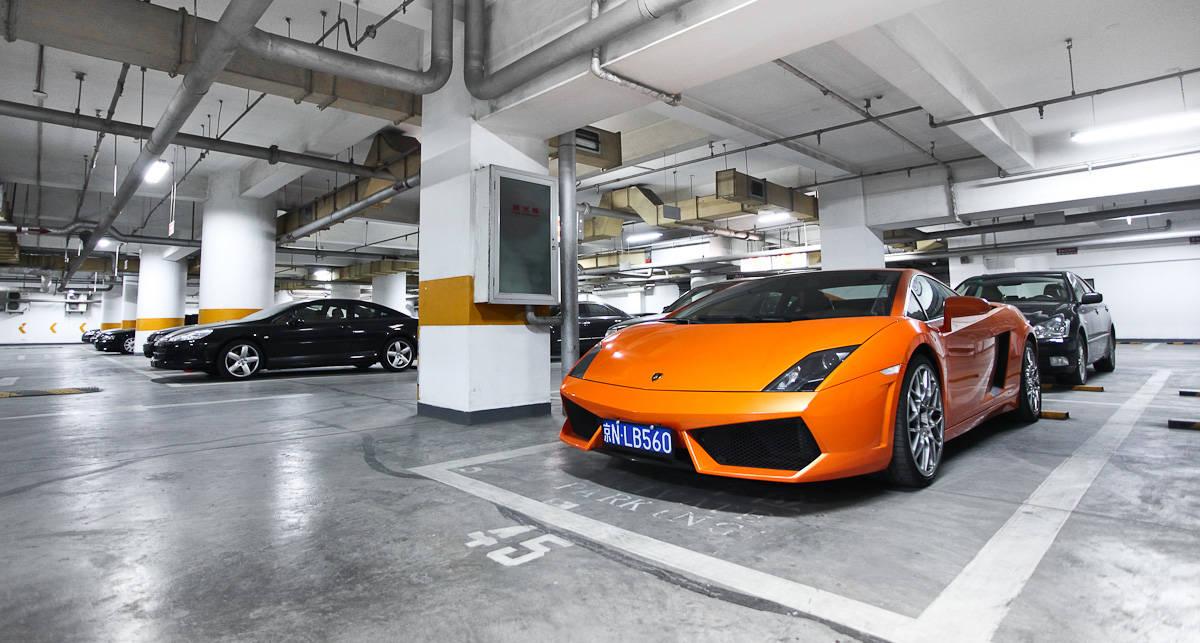За паркоместо в Лондоне выложили $ 320 тыс.