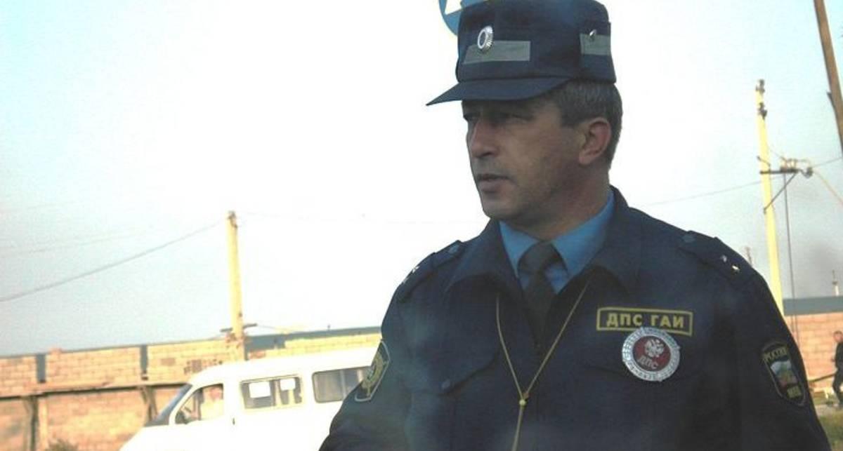 Московские стритрейсеры решили пошутить над гаишниками