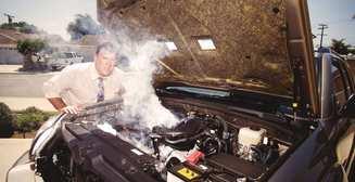 Как защитить машину в жару: советы автомобилистам
