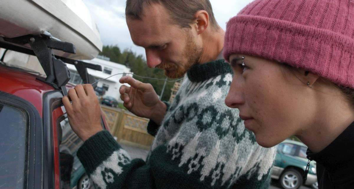 В Киеве угоняют автомобили в