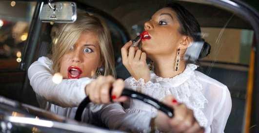 Пять типов водителей, которые бесят