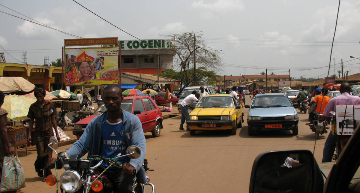 Жителям Камеруна запретили ездить от заката до рассвета