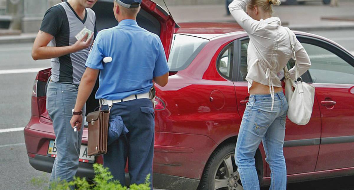 ГАИ полным ходом готовится проверять водителей на дорогах