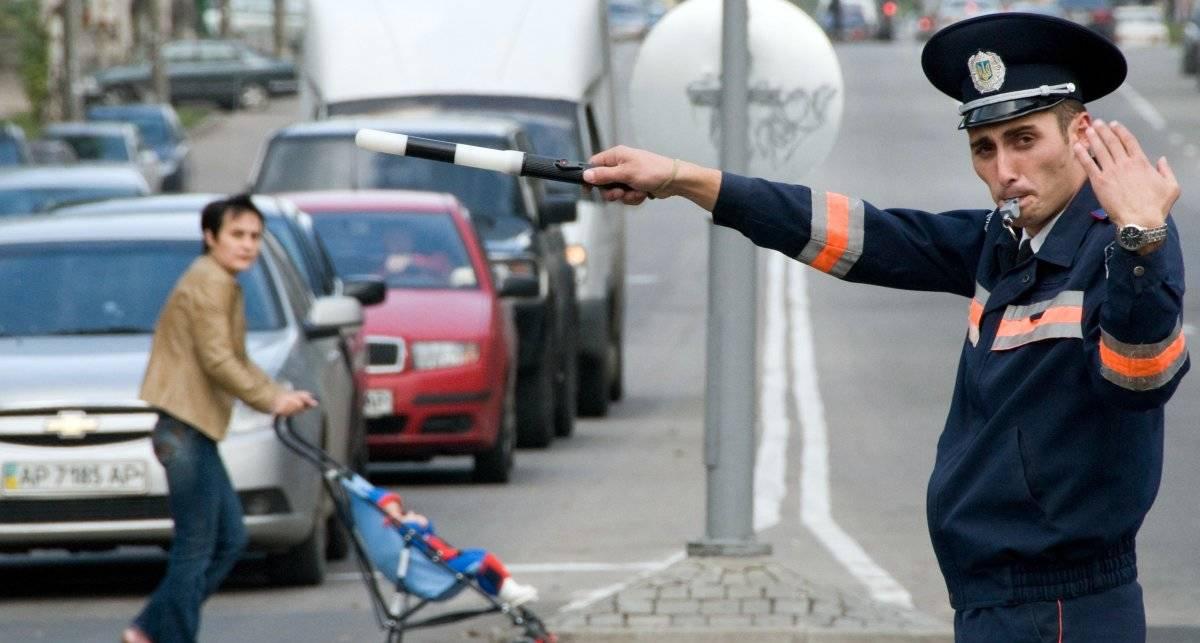 Украинские водители стали более дисциплинированными