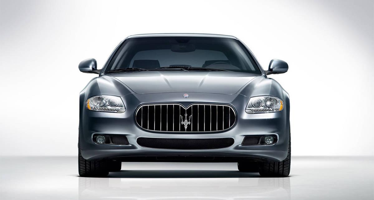 Британский миллионер пытался откупиться от полиции своим Maserati