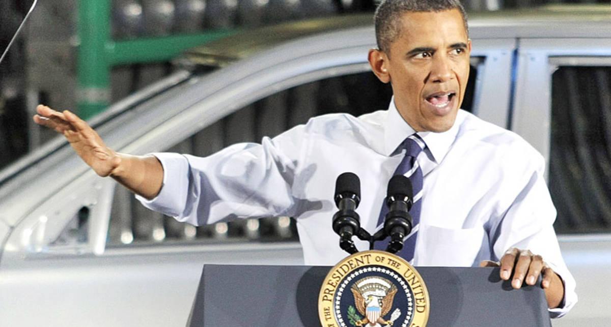 Обама отказывается платить штраф за нарушение правил