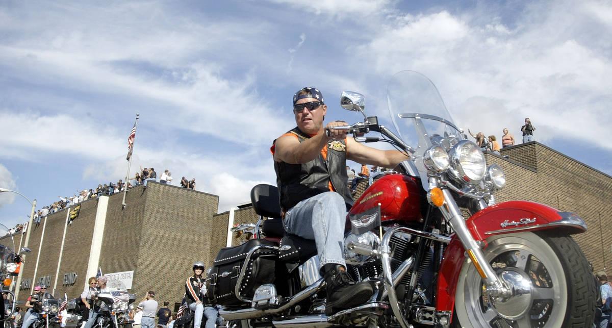 Harley-Davidson громко напомнил о себе