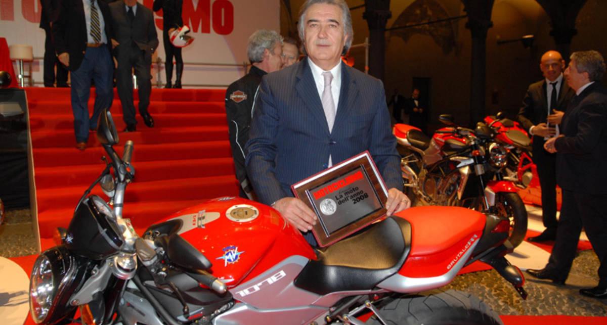 Умер экс-владелец Ducati и спаситель бренда MV Agusta