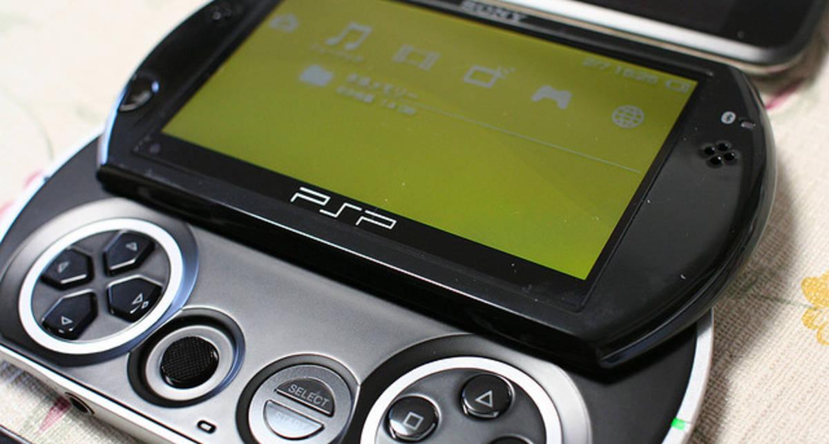 Sony больше не выпускает PSP Go