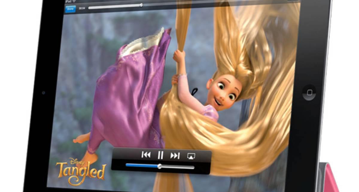 Видеообзор Apple iPad 2