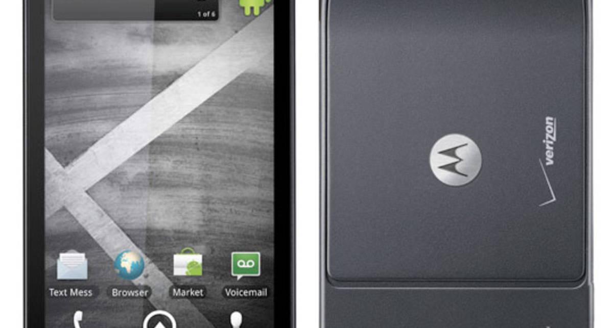 Американский смартфон Motorola Droix X2 выйдет в этом месяце