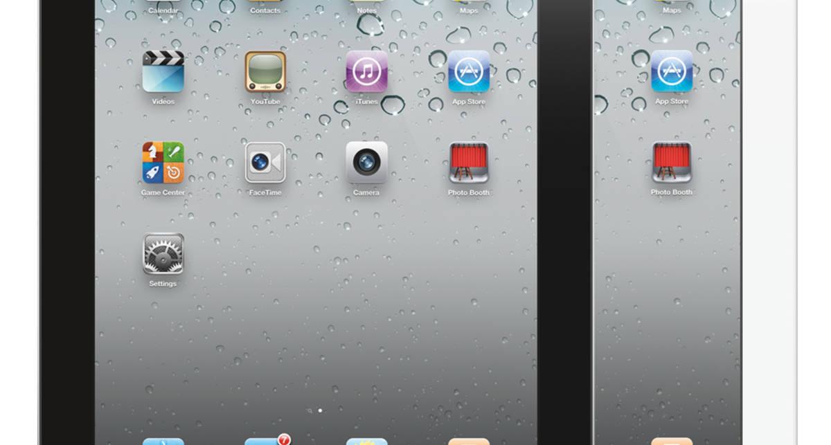 Продажи iPad 2 сенсационно стартуют в Украине