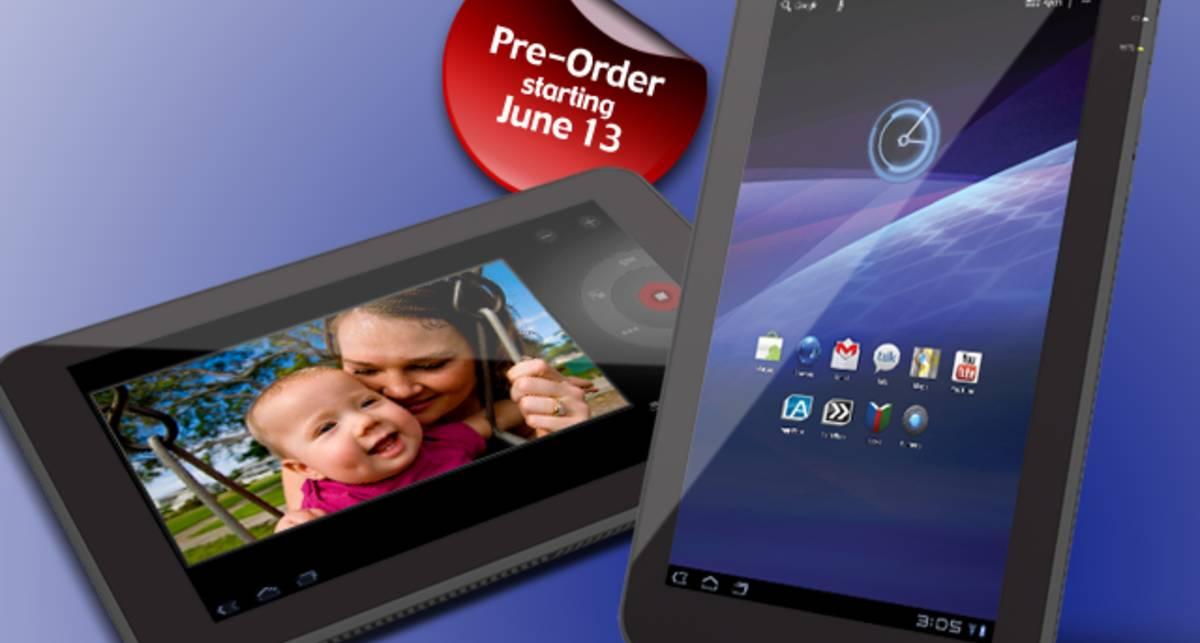 Toshiba начинает продажи своего 10,1 дюймового планшета