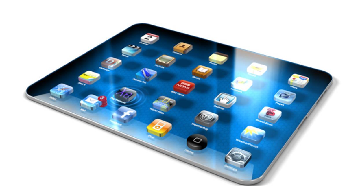 В iPad 3 разрешение дисплея увеличится вдвое