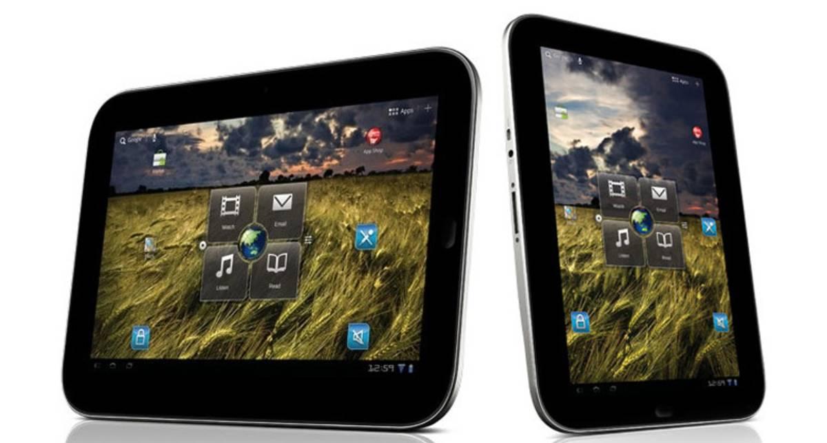 Lenovo выпустит два мощных 10-дюймовых планшета