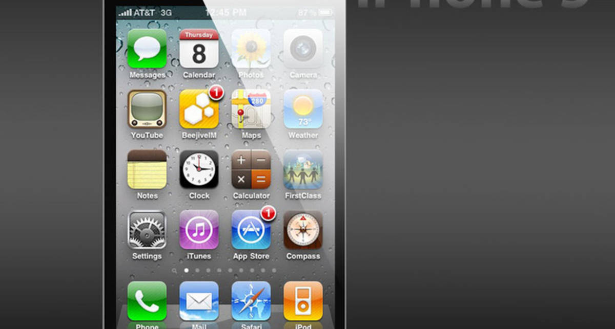 iPhone 5 покажут 7 сентября