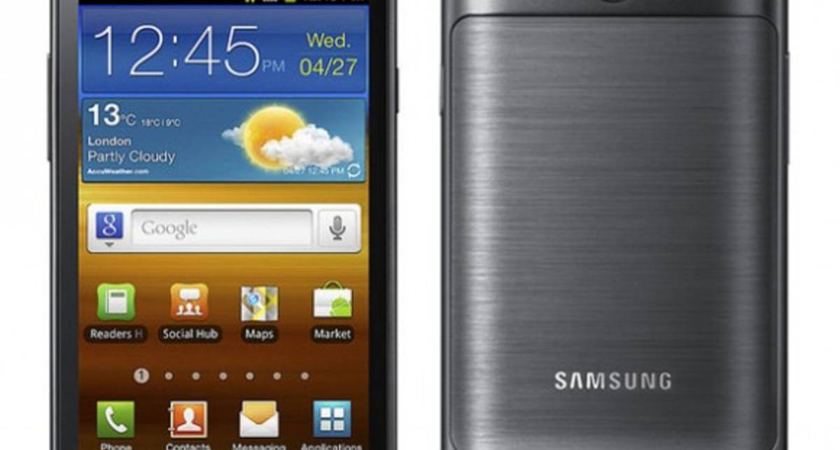 Nvidia Tegra 2 добралась до смартфонов Samsung