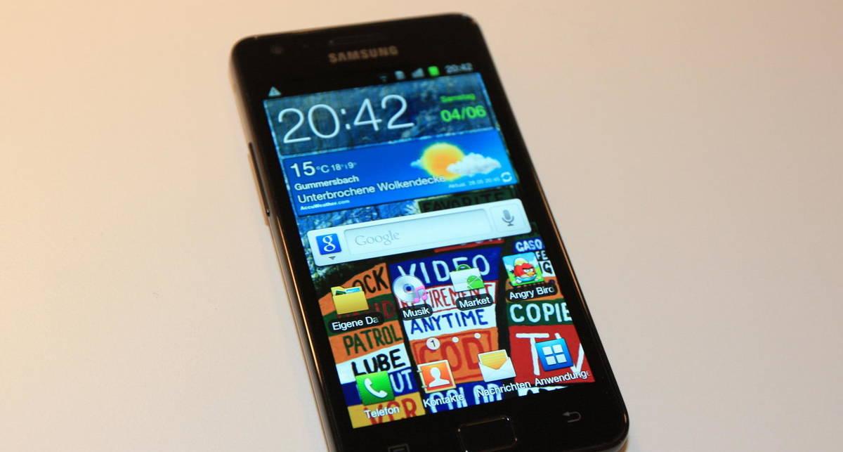 Samsung Galaxy S II побил рекорд своего предшественника