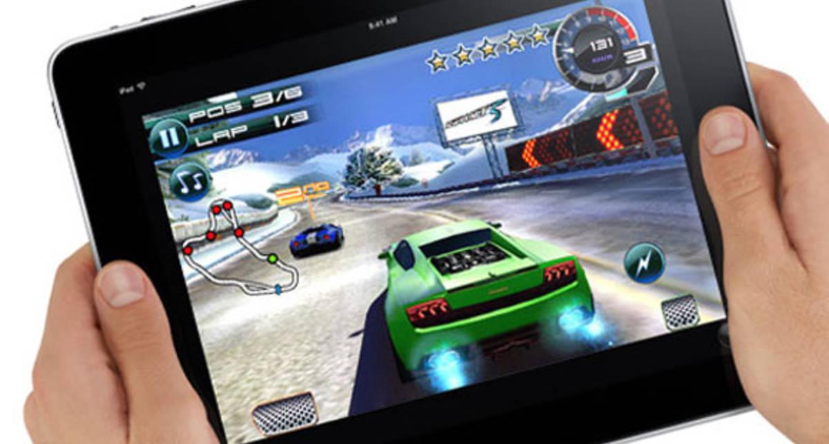 iPad развивается быстрее игровых приставок