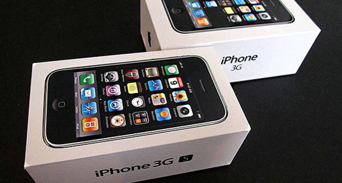 iPhone 3GS слишком стар для iOS 5