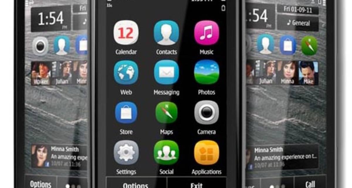 Nokia анонсировала мощный смартфон на Symbian