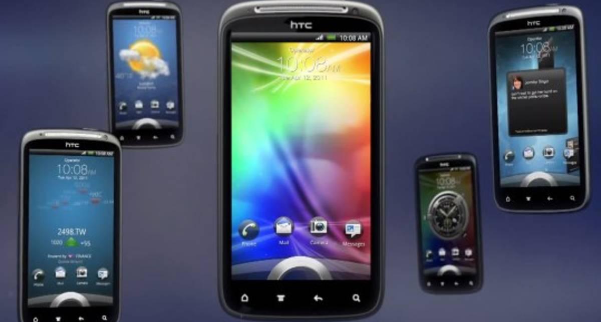 HTC Sensation через неделю начинает глючить (видео)