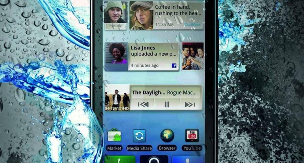Motorola улучшит защиту смартфона DEFY