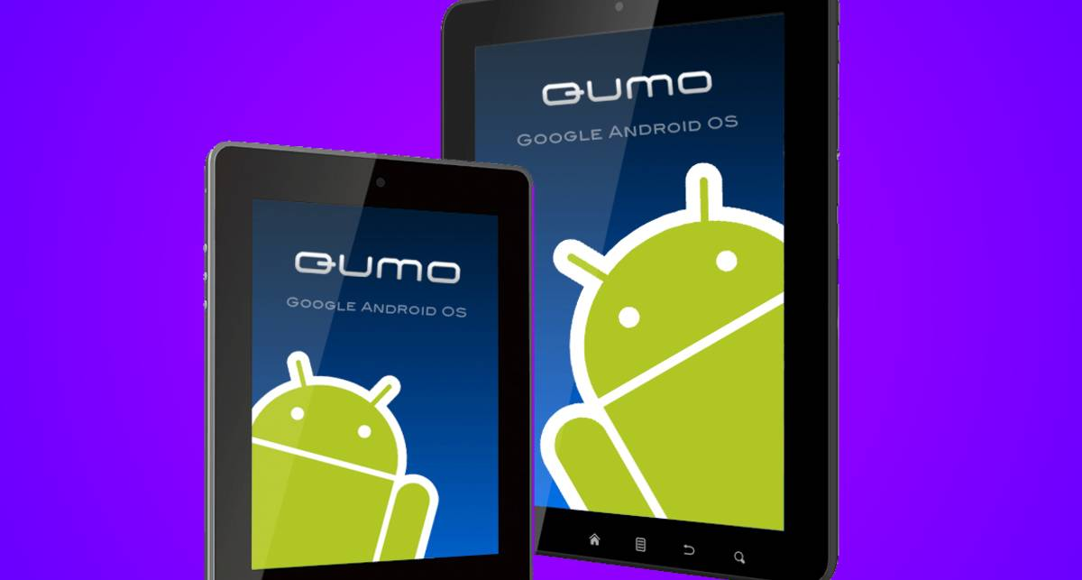 QUMO Flame - Android-планшет с нестандартным экраном