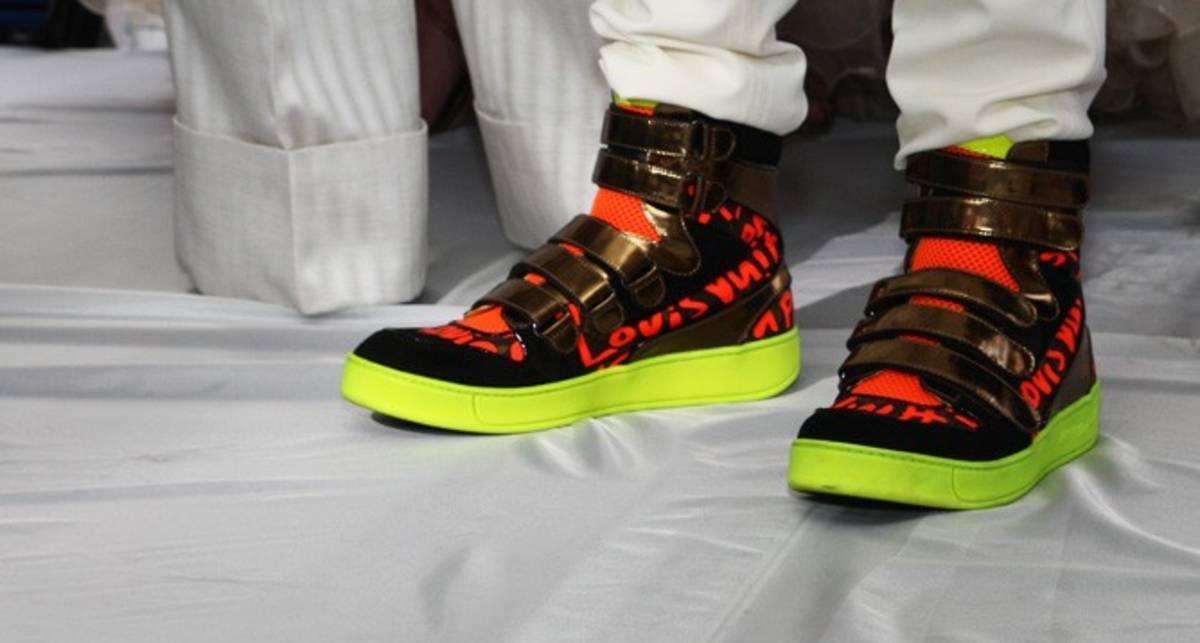 Выпущены кроссовки, интегрированные с Twitter