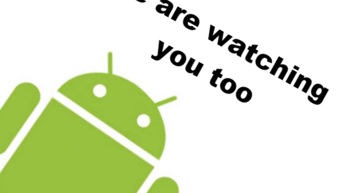 Смартфоны на Android тоже следят за пользователями