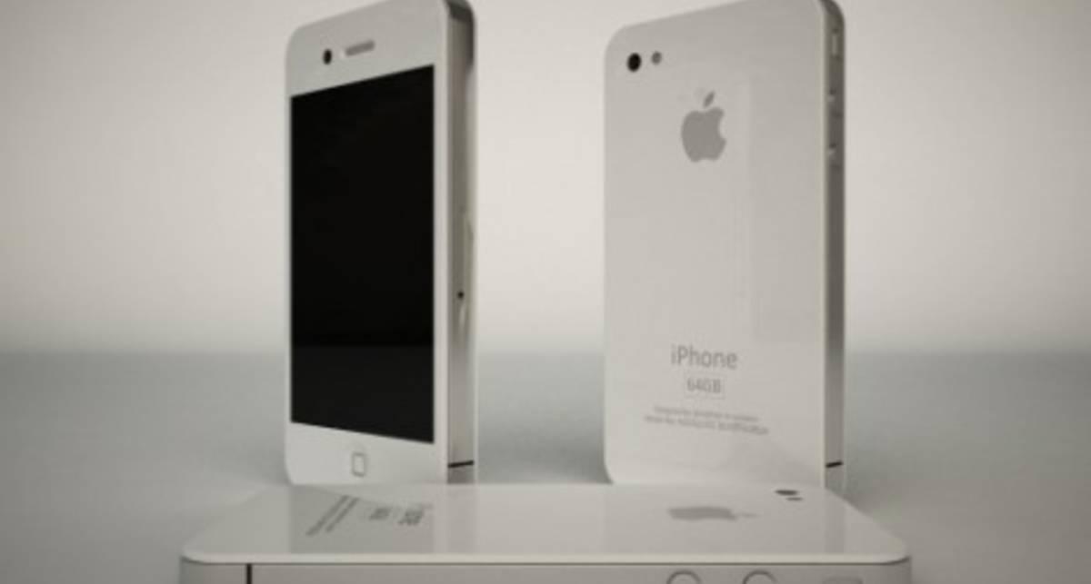 Стала известна официальная дата начала продаж белого iPhone4