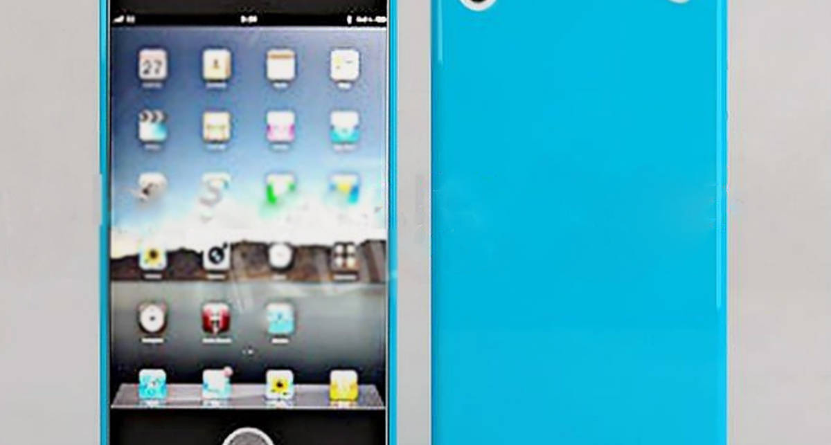 На первых фото iPhone 5 с двумя камерами
