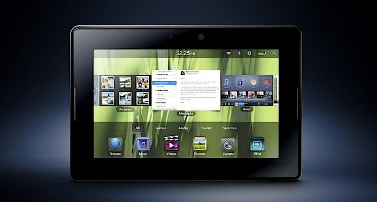 За первый месяц RIM продала 250 тыс.  планшетов Playbook
