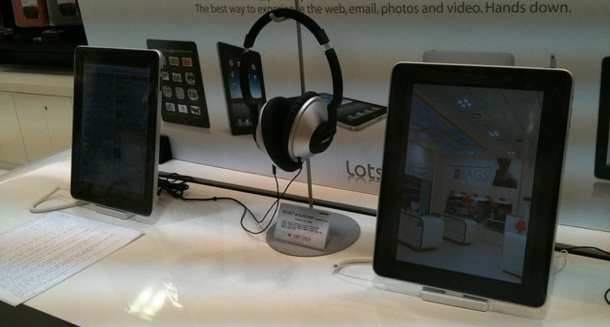 Планшеты негативно влияют на продажу ПК и ноутбуков