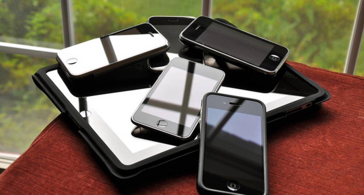 Apple продала 200 миллионов iOS-устройств