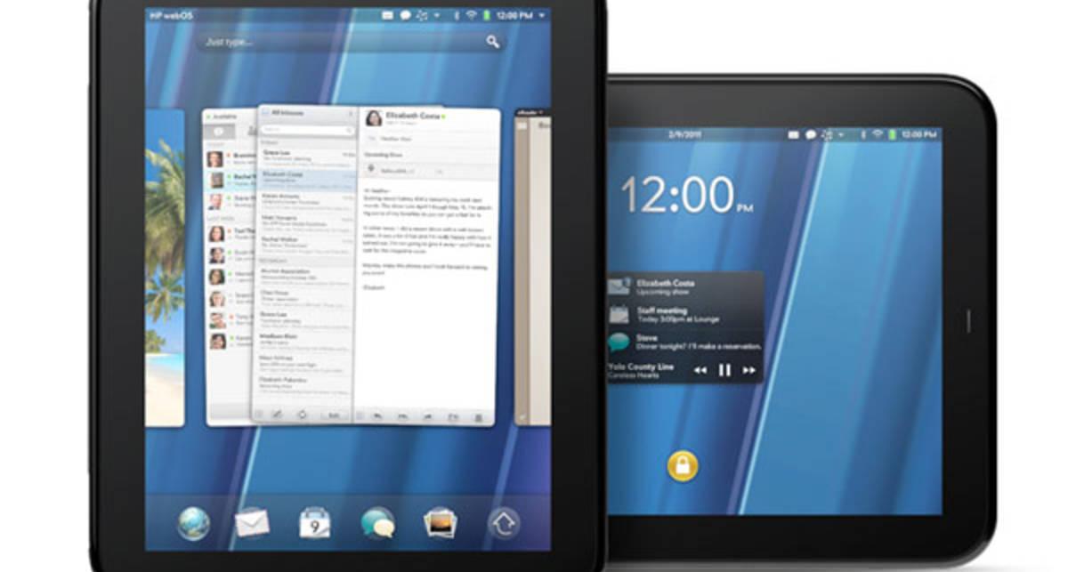 Hewlett-Packard готовит свой мини-планшет